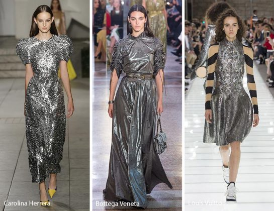 2018 Metallic Fashion Trend _ Style Gods