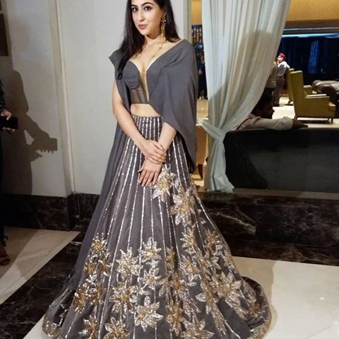 a5950d67a1d Graceful Persian Collection  Manish Malhotra Bridal Couture 2018