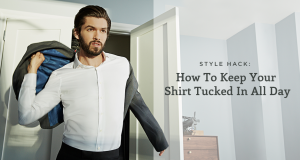 Best Tucked Shirt Secrets _ Style Gods
