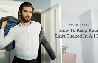 Best Tucked Shirt Secrets _ Style Gods
