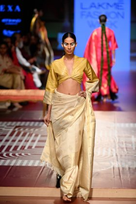Lakme Fashion Week 2018 Day 2 _ Style GodsnitaShankerRunway0271