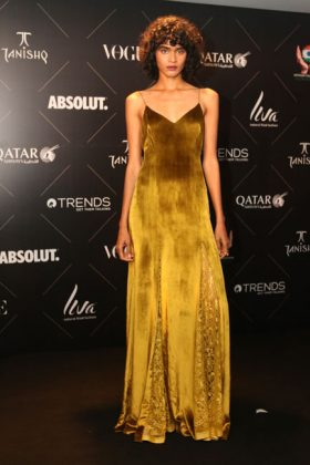 Radhika-Nair-Galvan-at-Vogue-Beauty-Awards-2018-in-Mumbai