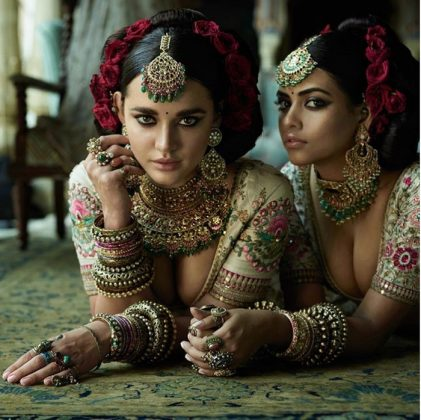 Sabyasachi4Indian Wear Trends 2018 _ Style Gods