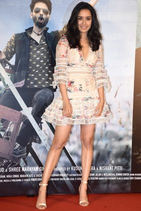 Shraddha-KCelebrity Fashion Lookbook _ Style Godsapoor-in-Zimmermann-and-Vinita-Michael-Jewelcraft-at-Batti-Gul-Mete-Chalu-promotions-in-Mumbai
