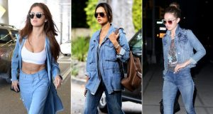 Denim On Denim Trend _ Style Gods
