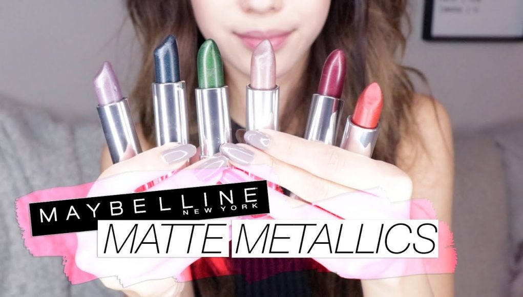Metallic Lip Shades _ Style Gods