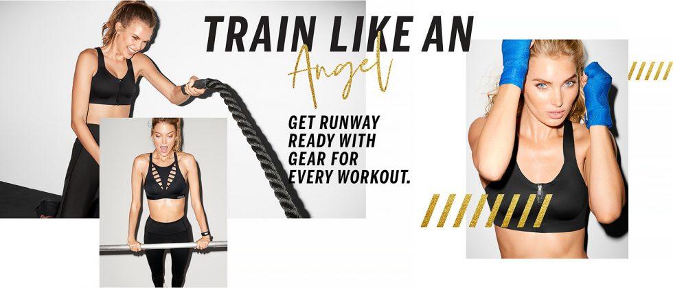 Train Like An Angel _ Style Gods