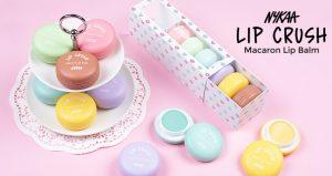Nykaa Macaron Lip Balm _ Style Gods