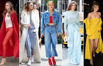 Gigi Hadid Stylish Looks _ Style Gods