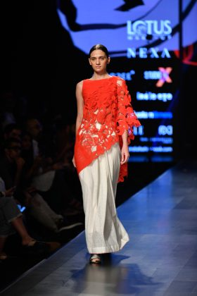 Lotus Make-Up India Fashion Week Day 1 _ Style Gods