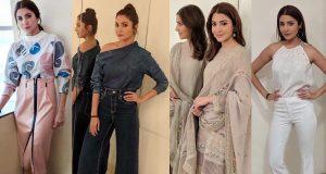 Anushka Sharma Promotion Looks