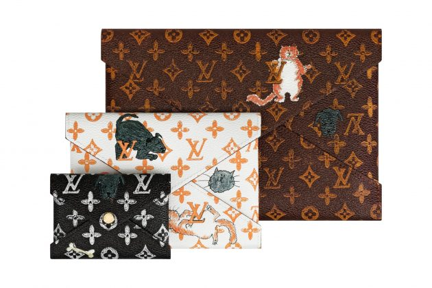 Louis Vuitton X Grace Coddington _ Style Gods