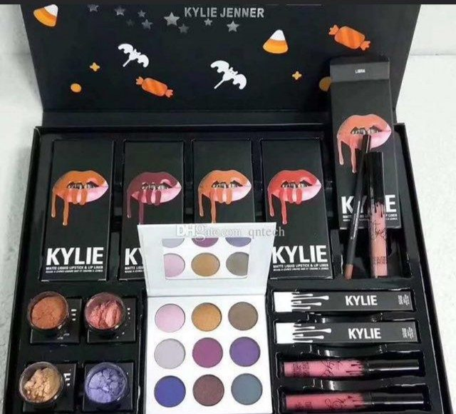 Kylie Cosmetics Halloween Collection _ Style Gods