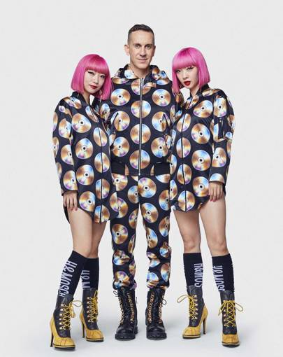 Moschino Collaborates H&M _ Style Gods
