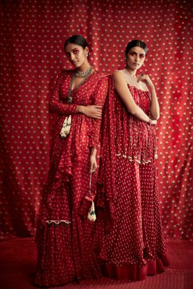 EmptyName-19Ridhi Mehra Festive Collection 2018 _ Style Gods19