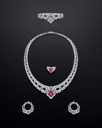 Louis Vuitton's New High Jewellery Collection _ Style Gods