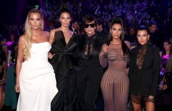 2018 People's Choice Awards _ Style Gods