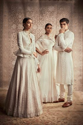NuraRidhi Mehra Festive Collection 2018 _ Style Gods