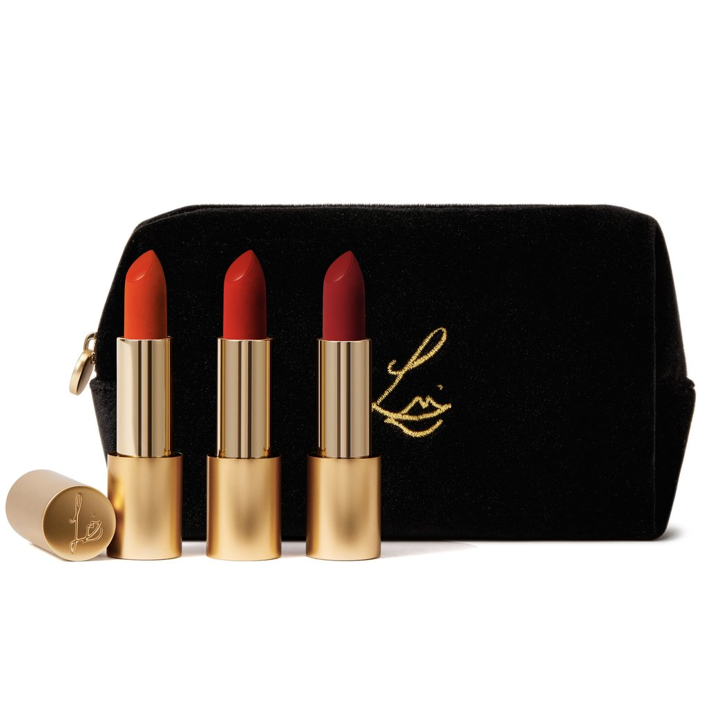 Lisa Eldridge Red Velvet Lipsticks