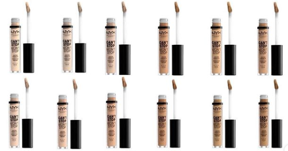 Can't Stop Won't Stop Concealer by NYX Professional Makeup #6