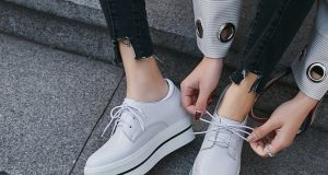 Classic White Shoes _ Style Gods