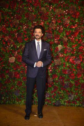DeepVeer Bollywood Wedding Reception _ Style Gods