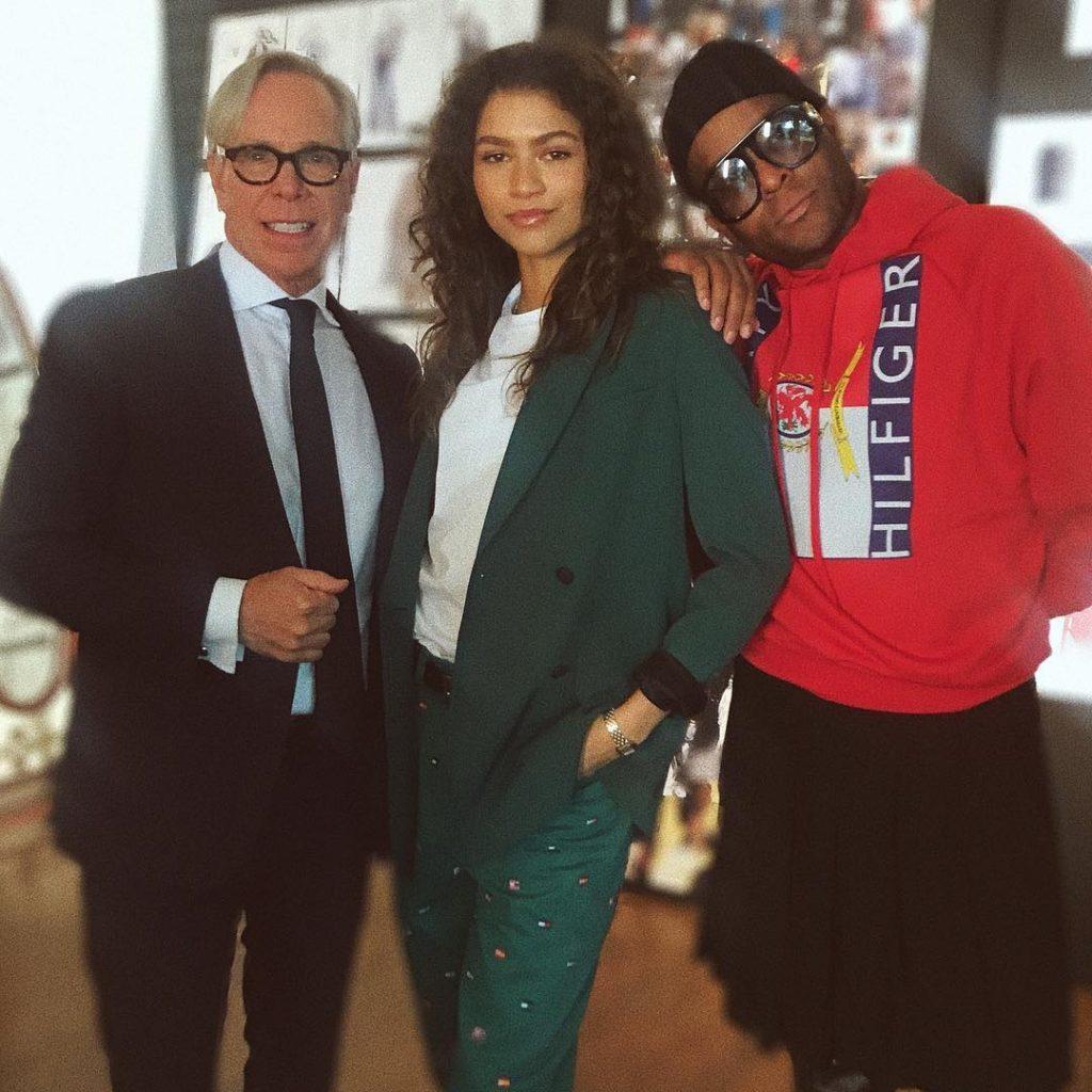 Zendaya & Tommy Hilfiger _ Style Gods