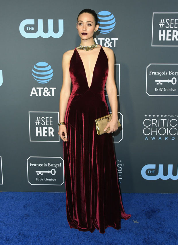 Emmy-Rossum-In-Ralph-Lauren-2019-Critics-Choice-Awards-3