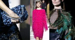 Feather Fashion Trend _ Style Gods