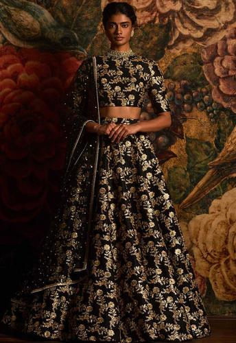 Sabyasachi_Inspired_Black_Wedding_Lehenga_Silk_SF0812_250x250@2x