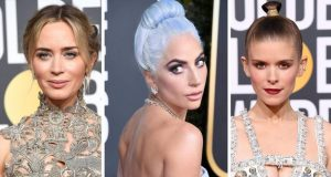 Golden Globes Hairstyles _ Style Gods