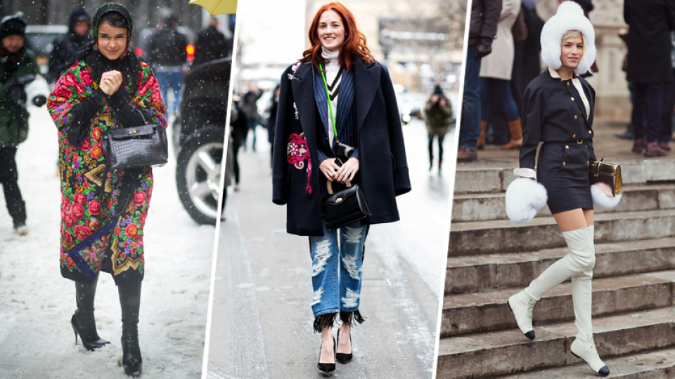 Shopping Time: The All-Important Winter Wardrobe Choice
