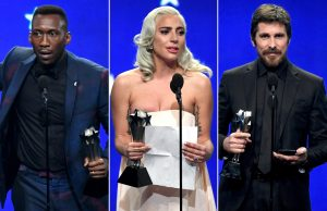 2019 Critics Choice Awards _ Style Gods