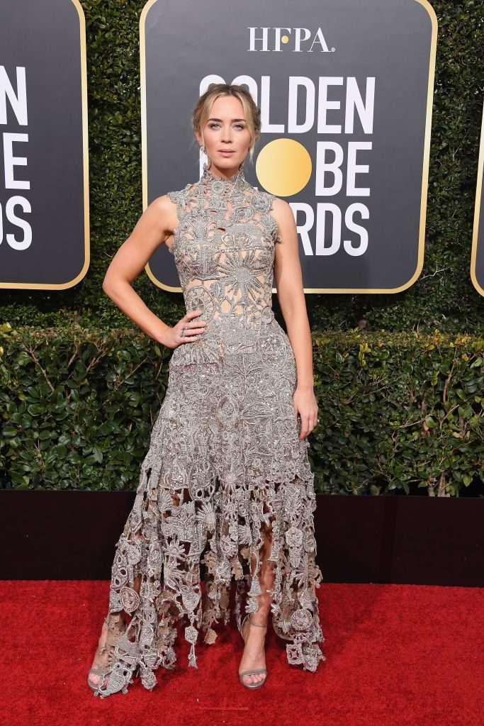 emily-blunt-attends-the-76th-annual-golden-globe-awards-at-news-photo-1078337090-1546821657