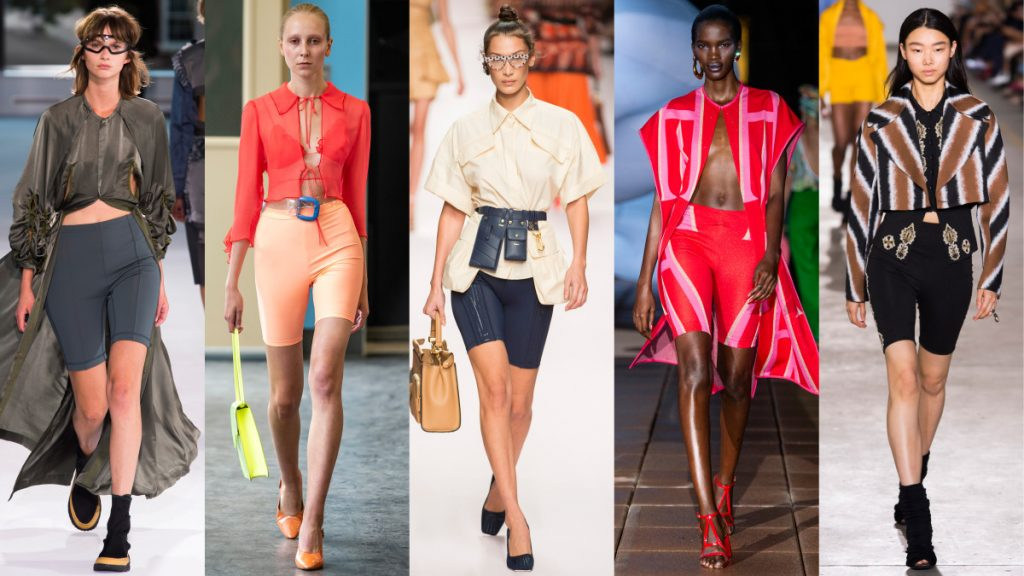 fashion-week-spring-2019-trend-bike-shorts