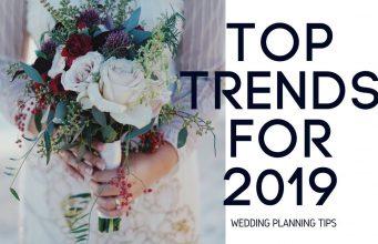 2019 Wedding Trends _ Style Gods