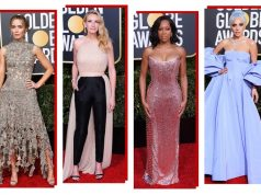 Golden Globes 2019 _ Style Gods