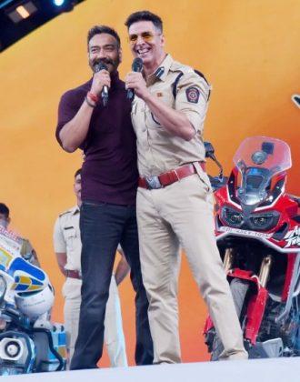 Umang Police Show 2019 _ Style Gods