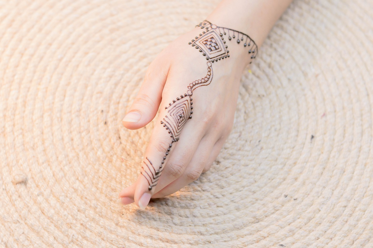 10 Finger Mehndi Designs 2020 Your Guide To Simple Types Stylegods