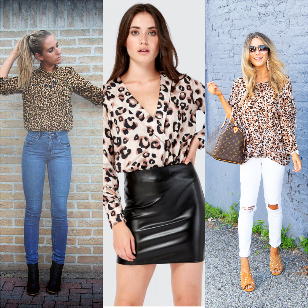 Animal print fashion trend – How to style animal print this summer?