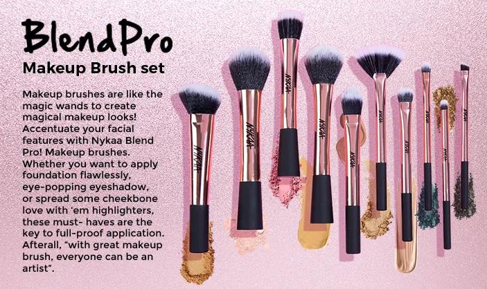 Nykaa Blend Pro Brushes