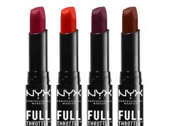 nyx full throttle