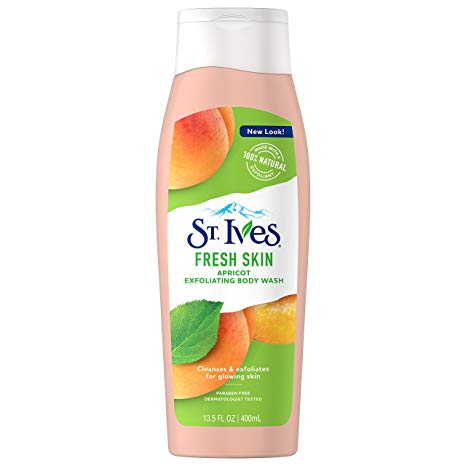 st. ives body washes