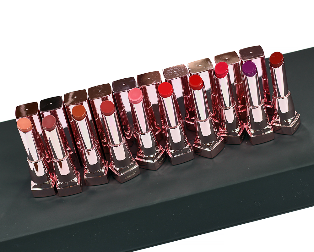 maybelline shine compulsion lipstick