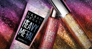 Urban Decay Heavy Metal Glitter Collection