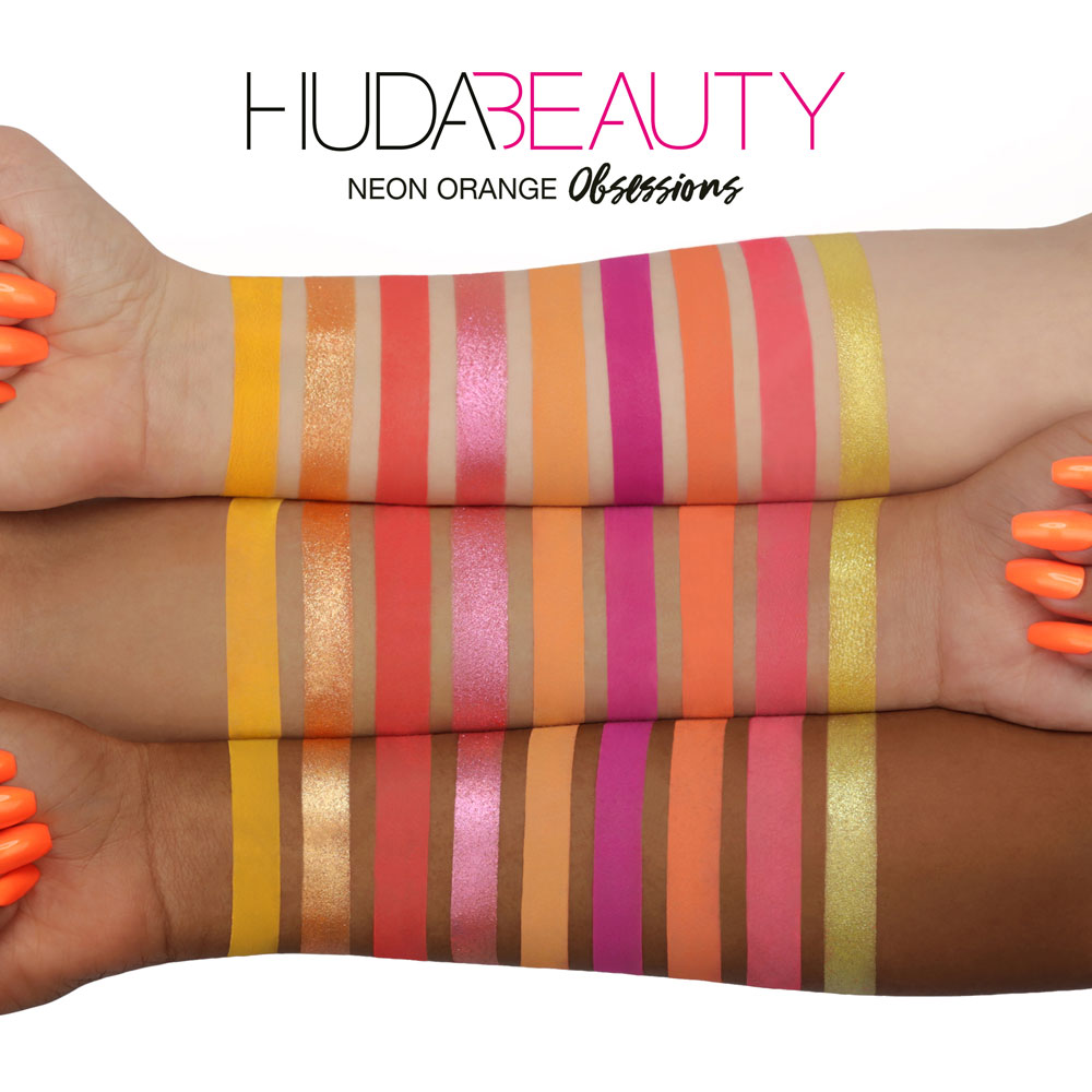 Huda Beauty Neon Obsessions