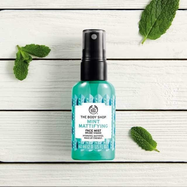 The Body Shop Face Mist