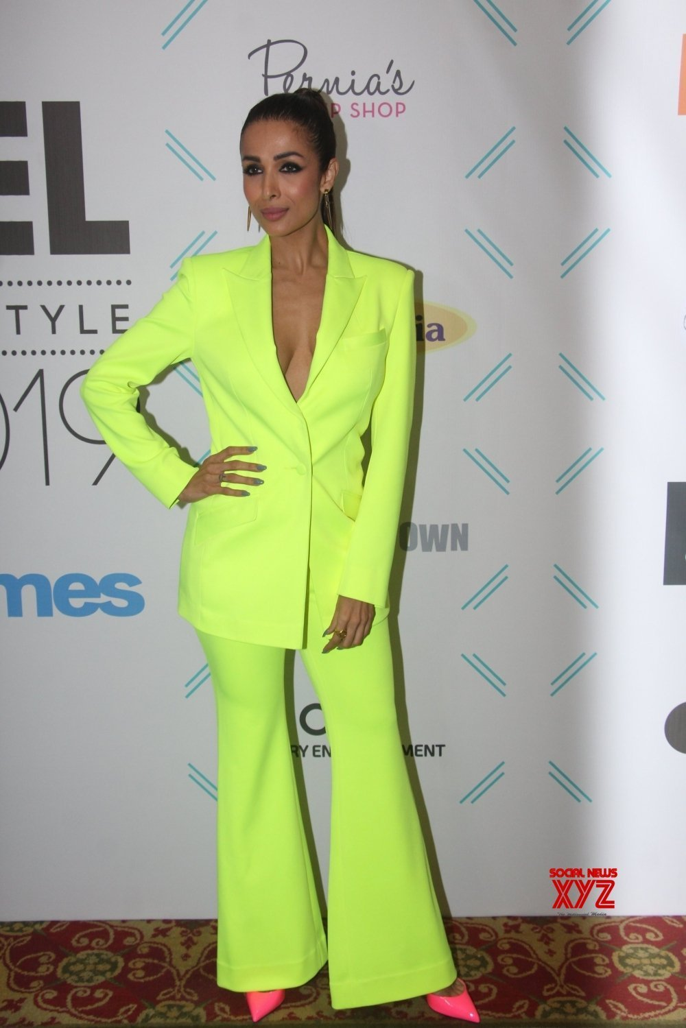 Malaika Arora at GQ best dressed