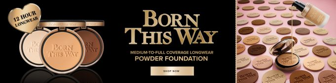 Too Faced Born This Way Powder Foundation