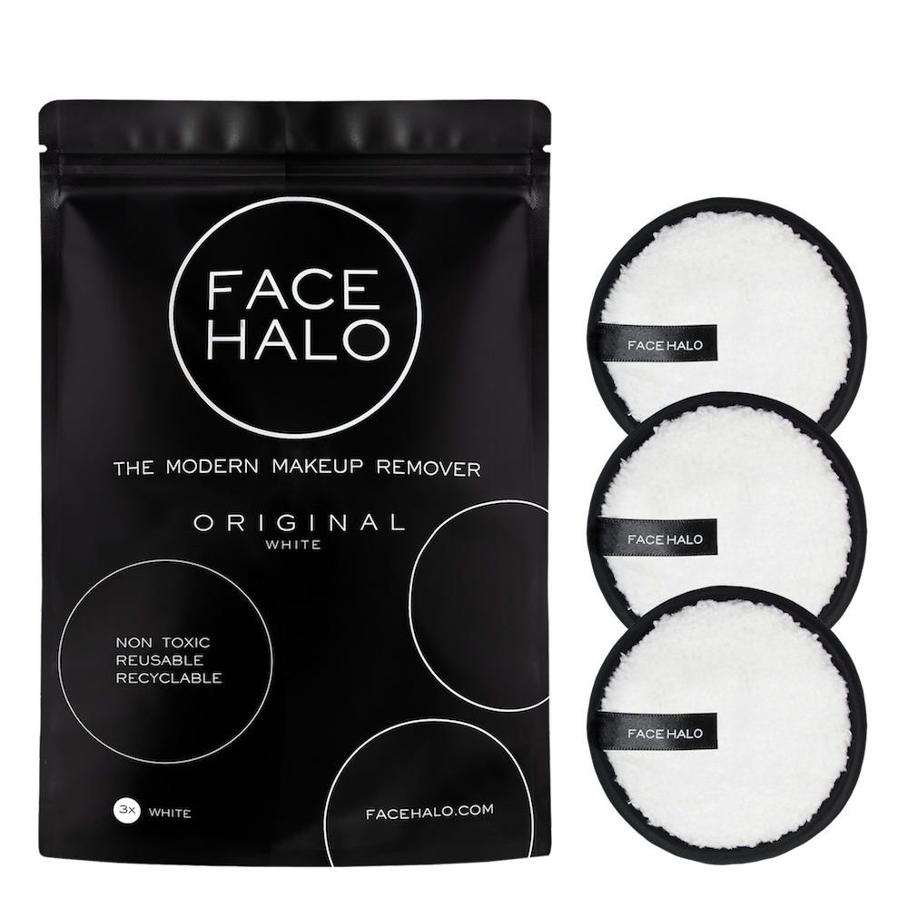 Face Halo makeup Remover- sustainable beauty products